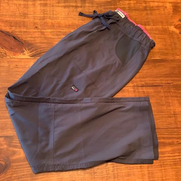 Cargo style Koi Scrub Pants